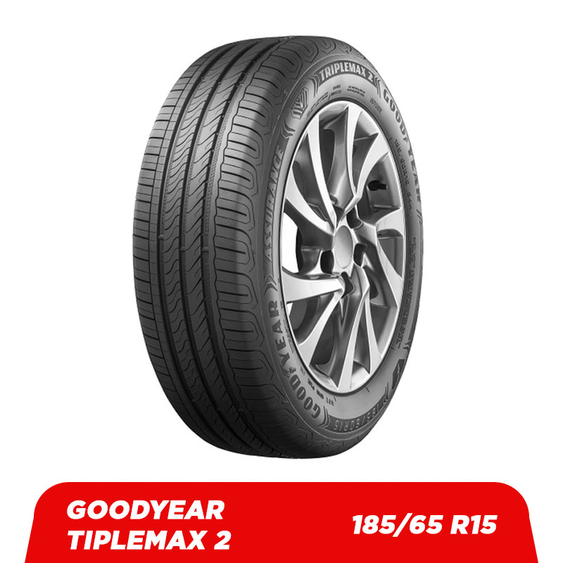 GOODYEAR TIPLEMAX 2 185/65 R15 Ban Mobil [srrs]