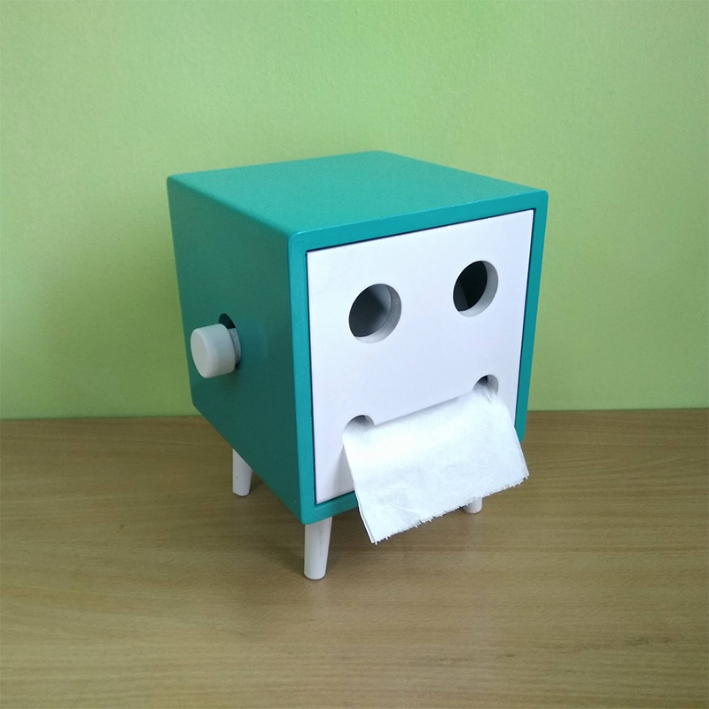 ... Jual THE OLIVE HOUSE Tempat Tissue Maccaron Ted White Tosca Olive House