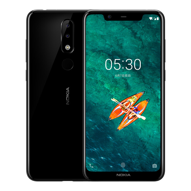 【Original】NOKIA X5 [3/32G] Black