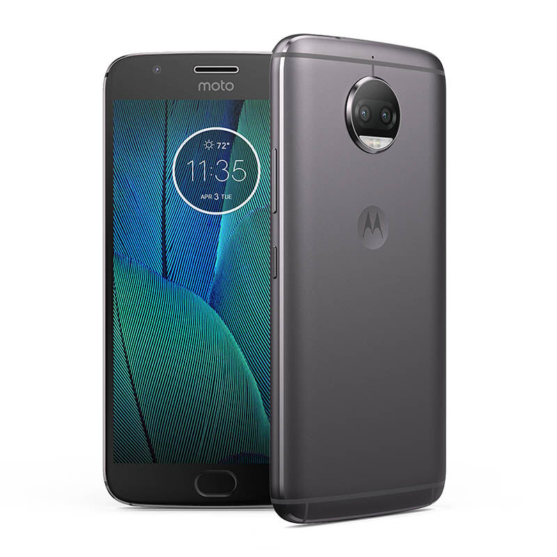 Motorola Moto G5S Plus Black 32G