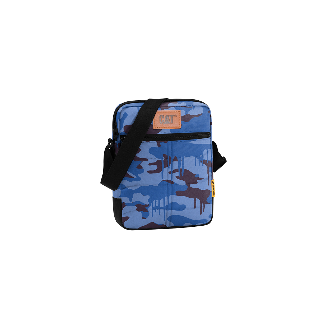 Jual CATERPILLAR Ryan - Dripping Camo Blue Caterpillar Bags   Luggage f4754ee7ec