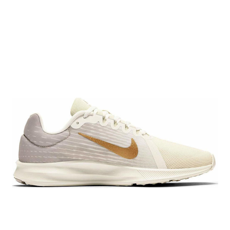 e87266e030f364 Jual NIKE Downshifter 8 - Phantom Metallic Gold-Moon Particle  US 7  908994-012  JD.id