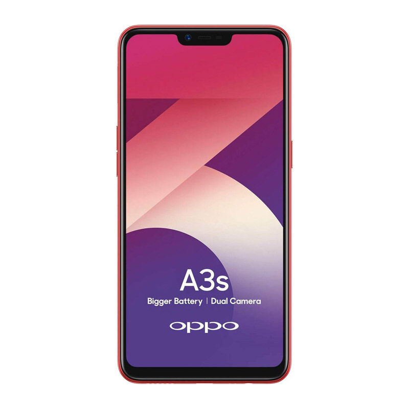 OPPO A3S [2/16GB] - Red