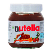 NUTELLA 350gr expired 4-Jun-18