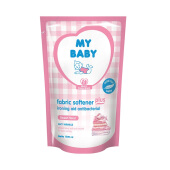 MY BABY Fabric Softener Plus Ironing Aid Sweet Floral - 1500ml