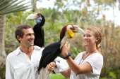 Bali Bird Park Entrance Ticket For Adult Value Rp 385.000,-