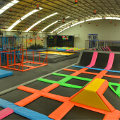 Entrance Ticket Bounce Street Asia (Trampoline Park) Value Rp.110.000,-