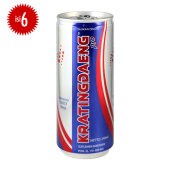 KRATINGDAENG Pro Can 240 ml - Isi 6
