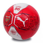 PUMA Arsenal Fan Ball - Red
