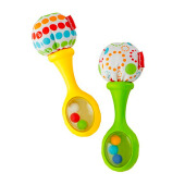 FISHER PRICE  Rattle n Rock Maracas BLT33