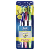 ORAL-B Cross Vit Soft 3pcs