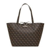 GUESS Handbags Inside Out Tote - Brown
