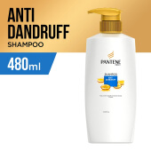 PANTENE Shampoo Anti Dandruff 480ml