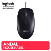 Logitech Mouse M90 Optical USB