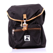POLER Field Pack - Black/Brown