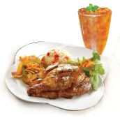 Kenny Rogers ROASTERS- Full Course Menu Rp 106.000