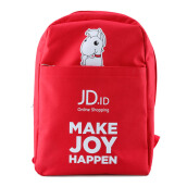JD.id Backpack - Red