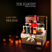 The Harvest - Deluxe Hampers
