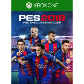 MICROSOFT Xbox One Game - Pro Evolution Soccer 2018 Standard Edition