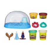 PLAY-DOH Sparkle Snow Dome