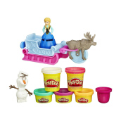 PLAY-DOH Sled Adventure