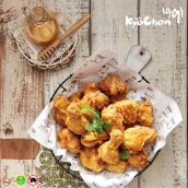 Kyochon Honey Wings size M (8 Pcs)