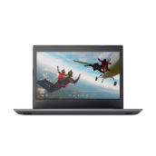 "LENOVO Ideapad 320-0ID 14""/Intel Core i3-6006U/4GB/1TB/NVIDIA GeForce 920MX 2GB/WIN 10 Home - Onyx Black"
