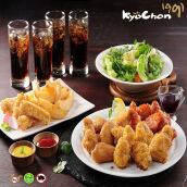 Kyochon Family Set for 4 Persons