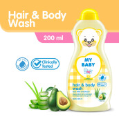 MY BABY Hair & Body Wash - 200ml