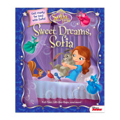 Disney Sofia The First: Sweet Dreams, Sofia! Import Book -  Catherine Hapka  - 9780794433833