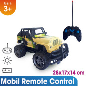 Mobil Remote Control Jeep Army Military Equipment FD059A