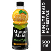 MINUTE MAID Homestyle Orange 300ml x 12pcs