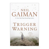 Trigger Warning Intl: Short Fictions And DisturbancesImport Book -  Neil Gaiman - 9780062449313