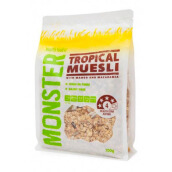 MONSTER MUESLI Tropical Muesli 700gr