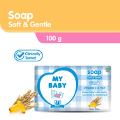 My Baby Bar Soap Soft & Gentle 100g