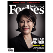 FORBES Indonesia April 2018 Magazine