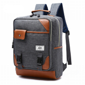 Fireflies B0363 USB charging / original Korean fashion men's backpack / multi-function laptop bag