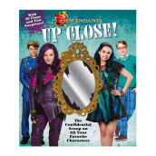 Disney Descendants: Up Close! Import Book - Matt Sinclair - 9780794437503