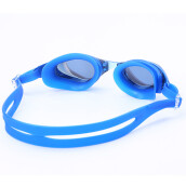 Jantens Swim Silicone Anti-fog Coated Water diopter Swimming Eyewear glasses