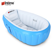 Aosen  InTimes YT - 226A Baby Newborn Bathtub Inflatable Infant Shower Bath Basin Cushion