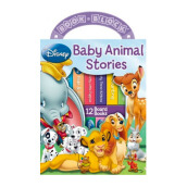 Book Block Disney Baby Animals Import Book -  - 9781450870016