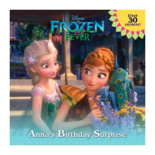 Frozen Fever: Annas Birthday Surprise Import Book - Jessica Julius , - 9780736434393