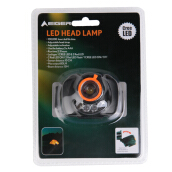 Eiger Apollo Headlamp - Black Black