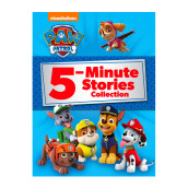 Paw Patrol 5-Minute Stories Collection (Paw Patrol) Import Book - Random House - 9781524763992