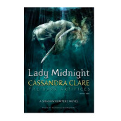 The Dark Artifices #1 : Lady Midnight Import Book - Cassandra Clare - 9781481475266