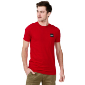 MOUTLEY Men Tshirt 1912 319121712 - Red
