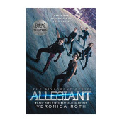 Allegiant Movie Tie-In Edition Import Book - Veronica Roth - 9780062420091