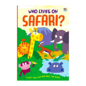 Who Lives In... : Who Lives In The Safari Import Book - Eilidh Rose , - 9781782445241