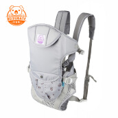 Keness four seasons universal breathable six-in-one baby carrier Multi-function baby back baby labor-saving strap