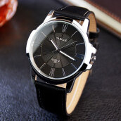 PEKY Fashion Quartz Watch Men Watches Business Mens Wrist Watch